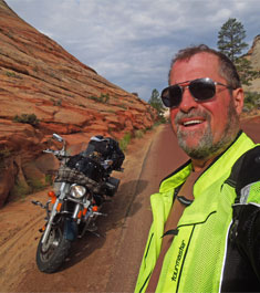 Bill Long Oklahoma Motorcycle Tour Guide